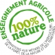 Enseignement agricole - 100% nature