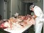 Découpage viande